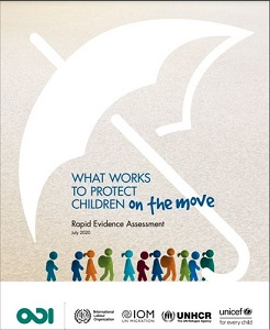 Children on the Move - final evaluation report cover